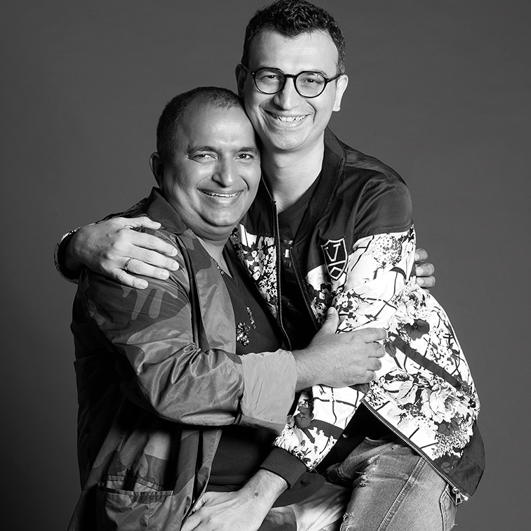 Duncan & Gaurang
