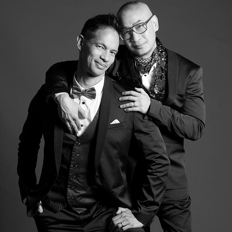 Laurindo Garcia & Alan Seah