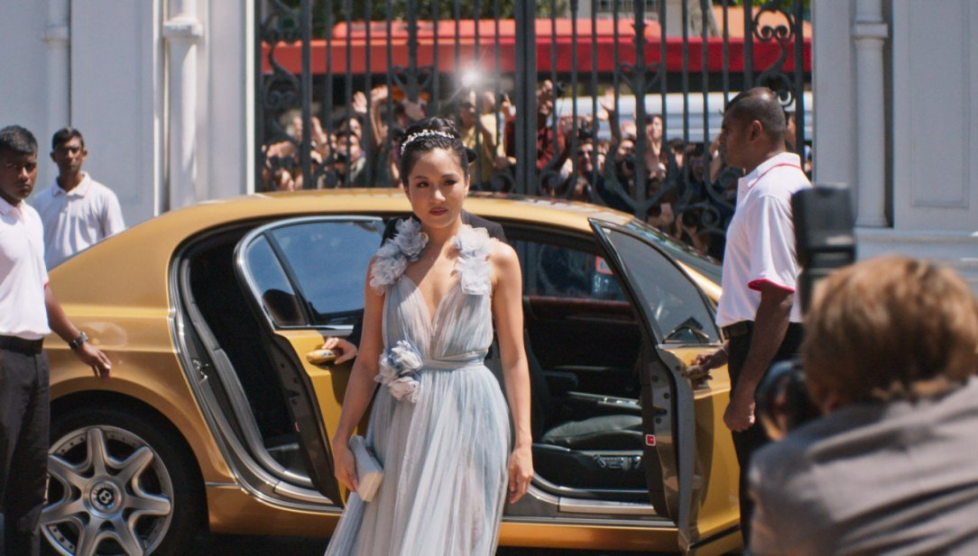 Crazy Rich Asians Constance Wu
