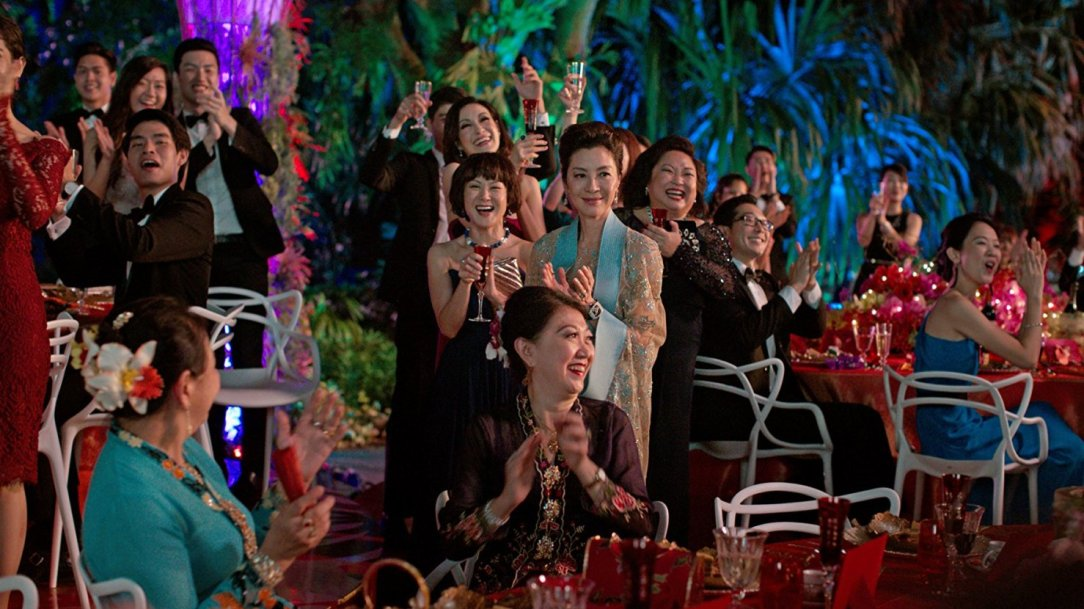 Michelle Yeoh Crazy Rich Asians