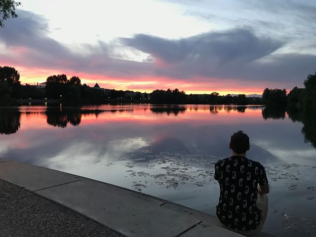 Mitchell Sunset
