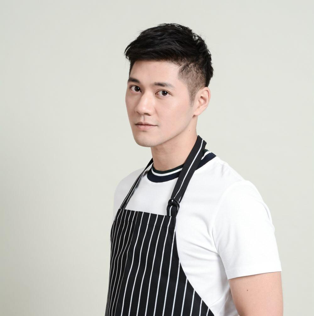Justin Foo apron