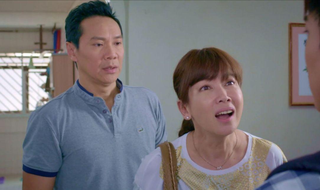Kym Ng and Brandon Wong