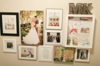 Wedding Photo Wall Collage
