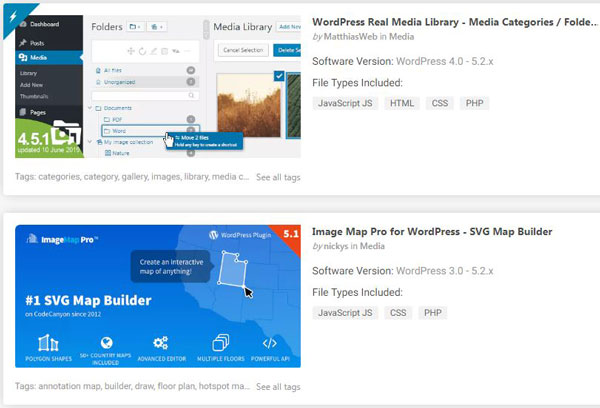 Top WordPress Media Plugin