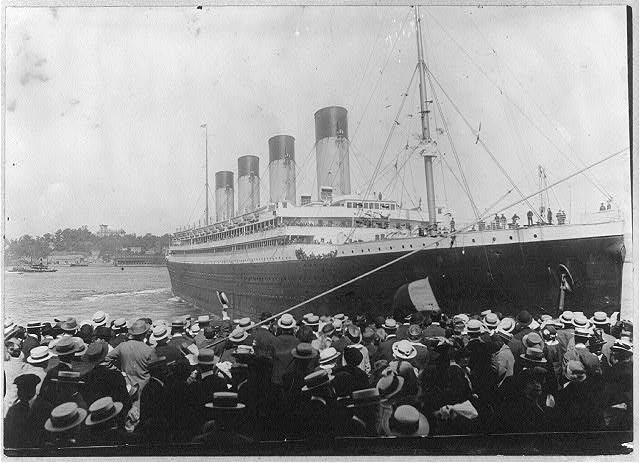 1: Titanic Miniseries, Part I – Build Her Up, Sail Her Out
