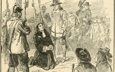 16: The Salem Witch Trials, Part II: Wicked Wiley Witches