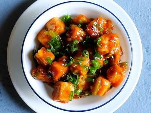 How to Make A Tasty Chilli Paneer Recipe Step By Step At Home Easily| Ingredients Required For Making Tasty Chilli Paneer