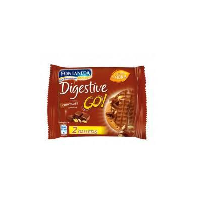FONTANEDA DIGESTIVE GO CHOCOLATE