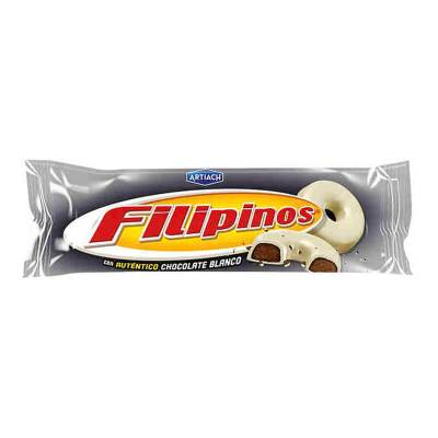 FILIPINOS CHOCOLATE BLANCO