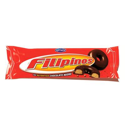 filipinos chocolate negro