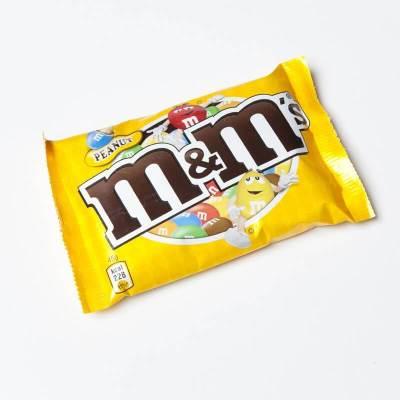 M&M snacks