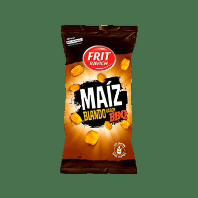 Fritravich maiz blando sabor barbacoa 1