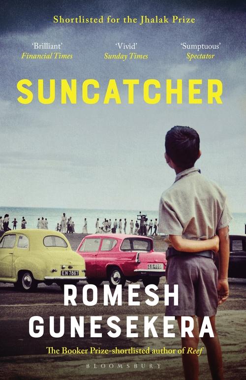 suncatcher by romesh gunesekera book review