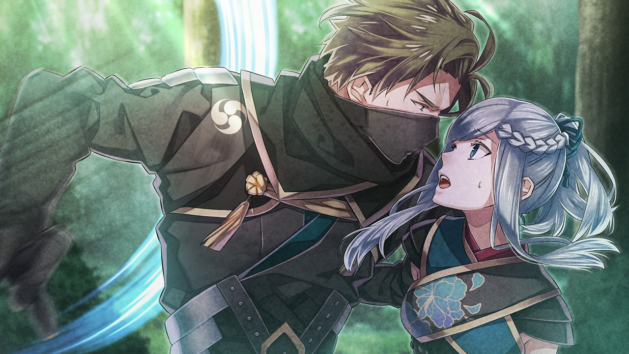 Leaf Wallpaper Wet Fall Nightshade Hanzo Route Amp Character Analysis Death By