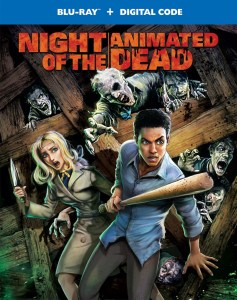 """""""Night of the Animated Dead"""" Releases on VOD"""