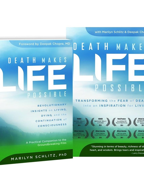Death Makes Life Possible Book and DVD
