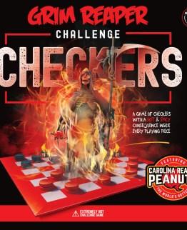 Grim Reaper Checkers