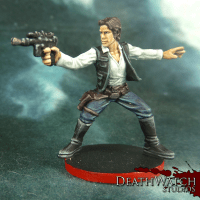 Imperial Assault - Han Solo!
