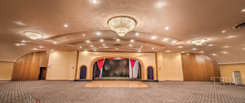 Le Jardin Ballroom of the deauville beach resort