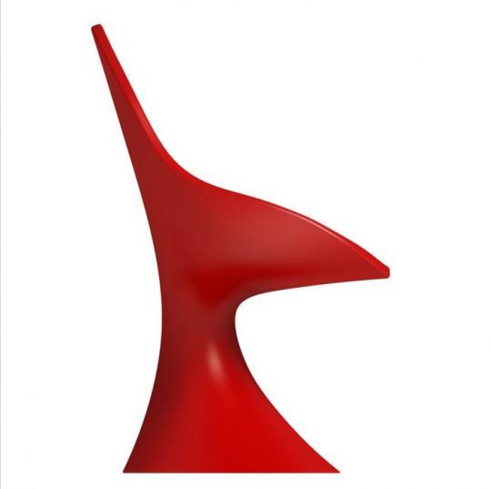 Asymmetrischer Stuhl von CASAMANIA