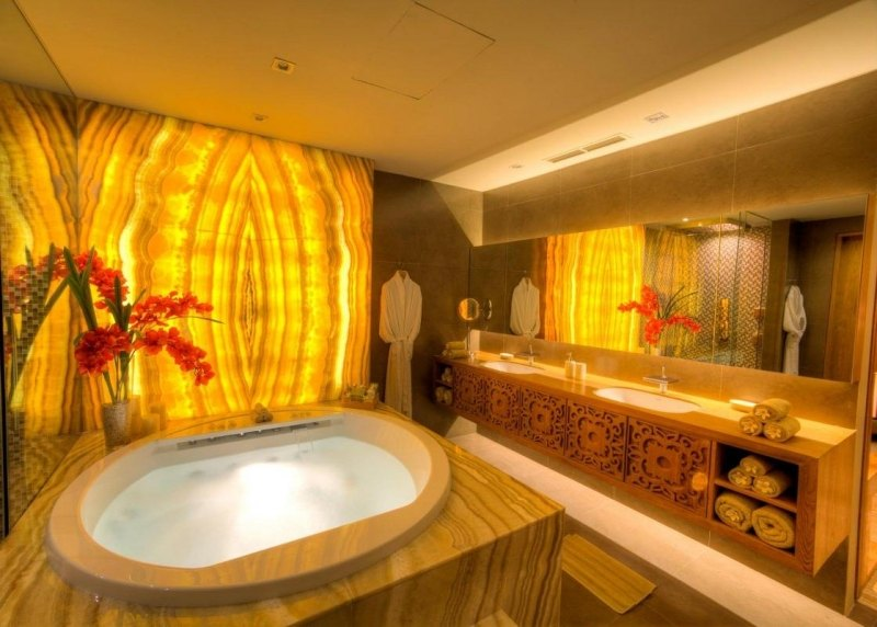 Diese luxurisen Badezimmer werden Sie begeistern