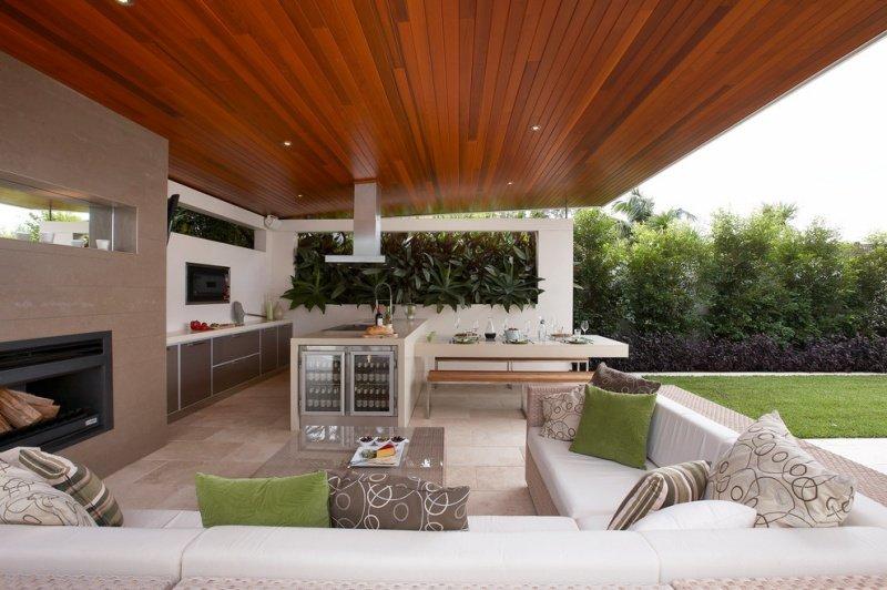 Outdoor Küchen Ideen : Startseite design bilder u modern outdoor küche design ideen