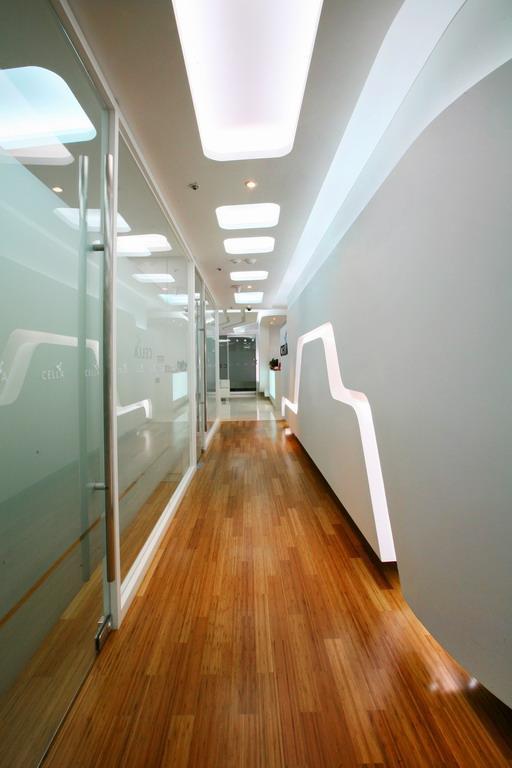 Modernes Bro Design  Cella Klinik in Sd Korea