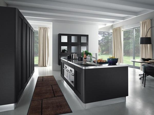 Weies Kchen  33 Ideen fr minimalistisches weies Kchen Design