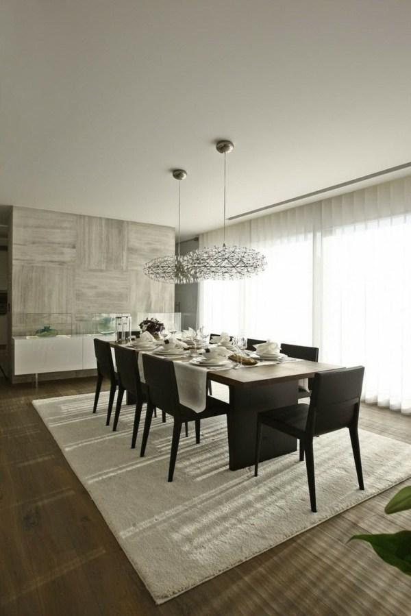 Startseite Design Bilder – Dynamisch Moderne Esszimmer Möbel Stühle ...