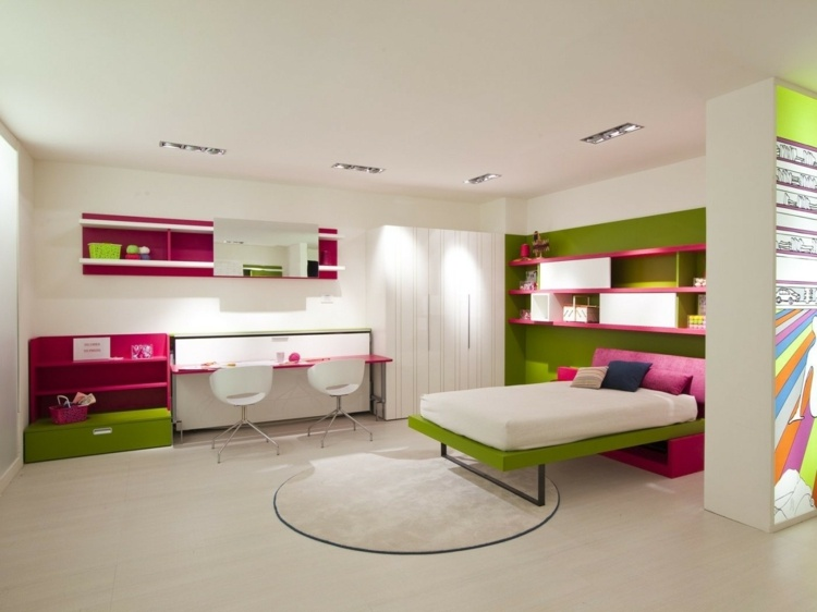 Teenager Zimmer - 55 Ideen für eine moderne Einrichtung