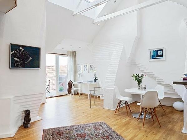 Ihre moderne Wohnung skandinavisch einrichten