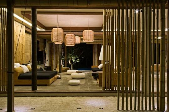 Exotische Luxus Villa  Tantangan von Word of Mouth