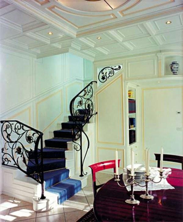 klassische designer mobel von turati boiseries, wunderschönen klassische designer schlafzimmer bolzan weiß bett, Design ideen