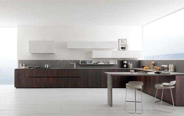 kuche kuchen modern l - planbois, Kuchen