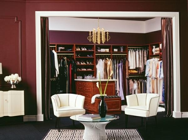 Begehbarer Kleiderschrank Ntzlicher Zusatz Fr Zuhause