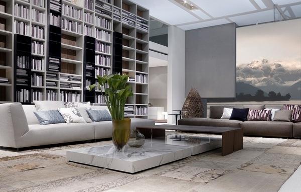 Moderne Innenarchitektur Konzepte  Dynamisch Und Luxuriös