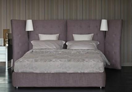 Der neue Schlafzimmer Look von Flou