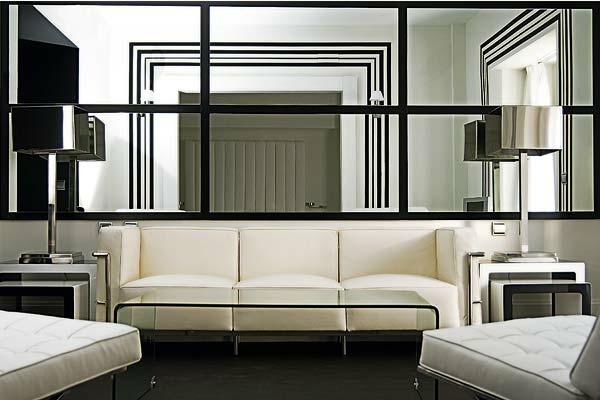 Der Moderne Wandspiegel  Die Beste Dekoration Für Die Wohnung