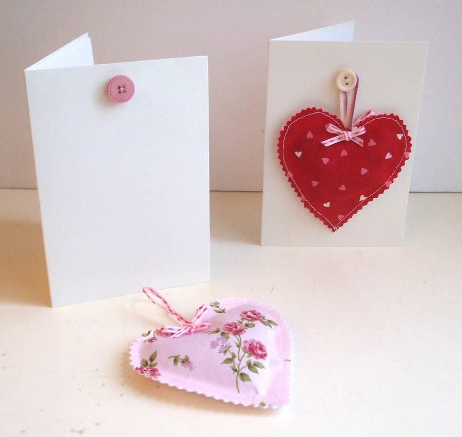Personalisierte Karten zum Valentinstag selber basteln