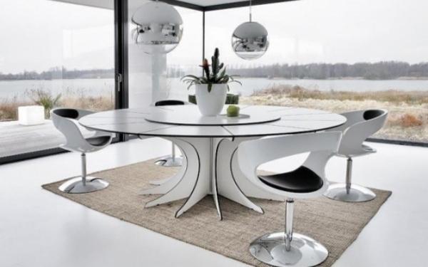 Moderne Esszimmermbel  28 Design Ideen fr Esstisch und