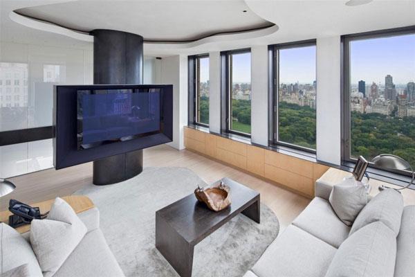 New Yorker Appartment erstaunt mit Stil und Luxus