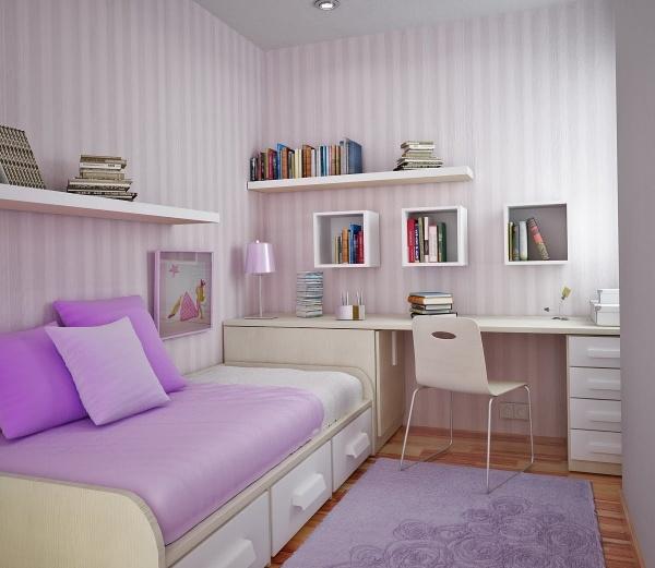 Spannende Einrichtungsideen Für Kleine Teenager Zimmer