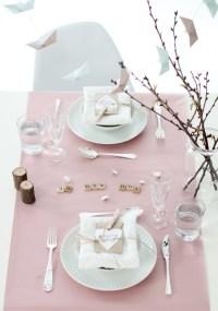 10 stimmungsvolle Ideen fr Tischdeko zum Valentinstag