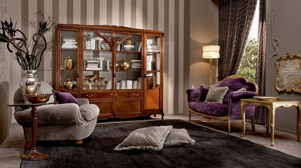Klassische Holzmbel von Medea Tradition und Stil aus Italien