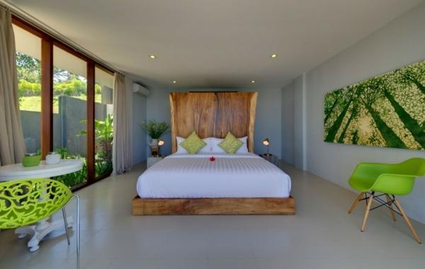 Exotisches Strandhaus mit Schwimmbecken in Indonesien