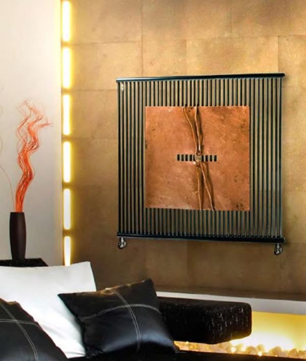 Moderne Heizung im Winter  20 dekorative Heizkrper mit tollem Design