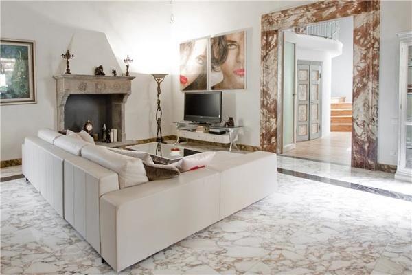 Stilvolle Wohnzimmer Einrichtung  italienische Mbel von Mantellassi