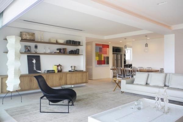 Schicke Loft Wohnung mit schner Aussicht  Wohnideen aus