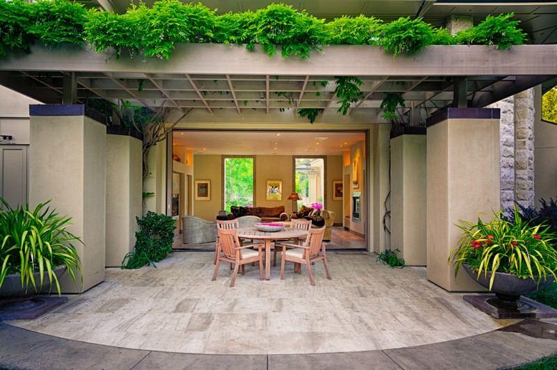 gartengestaltung pflege pergola holz pergola design ideen   moregs, Hause und garten